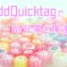 インストールするだけで記事作成を爆速化!WordPressプラグイン『AddQuicktag』の使い方